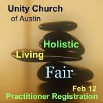 Unity Church of Austin Holistic Living Fair
