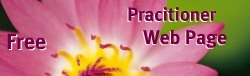Get Your Free Practitioner Web Page