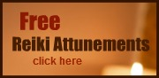 Free Reiki Attunements