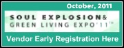 Soul Explosion and Green Living Expo