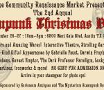 Steampunk Christmas 2011