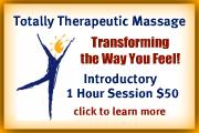 Totally Theraputic Massage