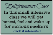 Enlightenment Class