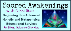 Sacred Awakenings - Click to Learn More