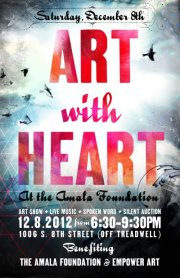 Art With Heart Benefit