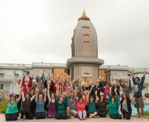 Om Shanti Retreat 2013