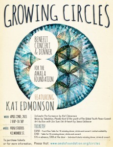 Growing Circles