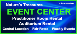 Nature's Treasures Event Center