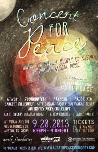Amala Concert For Peace