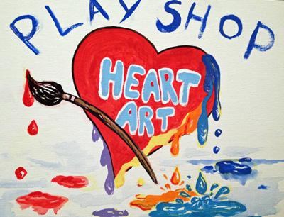 Terri McGee - Heart Art Playshop