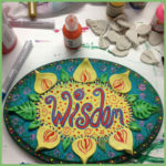 Terri McGee - Wisdom Art Flower Workshop