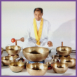Suren Shrestha - Tibetan Singing Bowls - Natures Treasure's - Austin, Texas