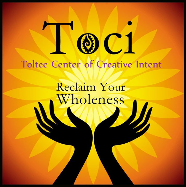 Toltec Center of Creative Intent - Austin, Texas
