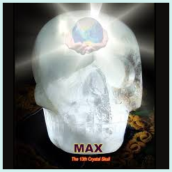 Max The Crystal Skull - Joann Parks - Tree of Life Sanctuary - Austin Texas
