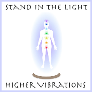 Cindy Halett - Stand In The Light Higher Vibrations - Spiritual Metaphysical Gifts In Austin Texas