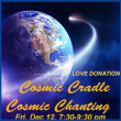 Cosmic Cradle Lecture - Spiritual Dimensions of Life Before Birth - Austin Eastside Yoga