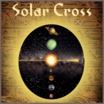 Book - Solar Cross - by Russell Forsyth - Austin Texas