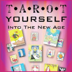 Book - Tarot Yourself into the New Age - A Guide to the Evolving Soul by Dr. Samantha Vanderslice - Austin Texas