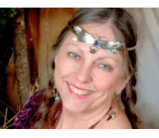 Nancy Adams - Shamanic Nature Spirits Class - Wimberley Texas