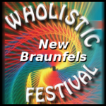 Wholistic Festival - Monthly fair in New Braunfels Texas - by Tricia Wolfe