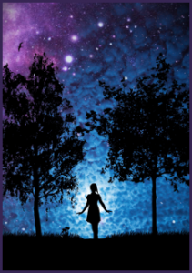 The Austin Alchemist Media Company offers body mind spirit news resources and events - silhouette discovering your purpose