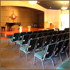 Rental Space - At Live Oak Unitarian Universalist Church - Cedar Park Texas