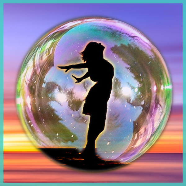 The Austin Alchemist Media Company offers body mind spirit news resources and events - woman-silhouette-bubble-free