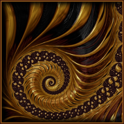 The Austin Alchemist Media Company offers body mind spirit news resources and events - golden spiral fractal