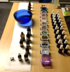 Crystal Heaven - Make Your Own Aura and Angel Spray - Workshop at Natures Treasures - Austin Texas