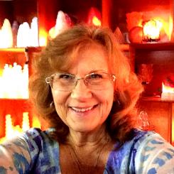 Elaine Ireland - At The Seekers Round Table - Austin Texas
