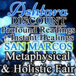 Ashtara Sasha White - San Marcos Metaphysical and Holistic Fair 2019