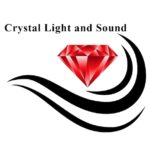 Crystal Light And Sound Therapy logo - Russel and Beckie Forsyth - Austin Texas