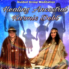 Zada Rena - Healing Ancestral Karmic Debt - Austin Texas