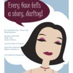 Face Reading Class for Women Flier - Sherron Hughes - Jade Institute of Face Reading - San Antonio Texas