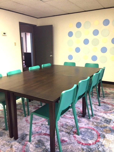 Beautiful Classroom And Meeting Room Space For Rent Hourly