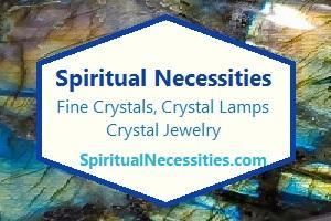 Cindy Hallett - Spiritual Necessities - Austin Texas