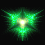The Austin Alchemist Media Company offers body mind spirit news resources and events - Green Trinity Fractal