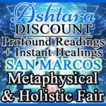 Ashtara Sasha White - San Marcos Metaphysical and Holistic Fair