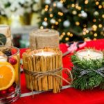 Christmas decor - feng shui tips for the holidays - Deisgn For Energy - Austin Texas