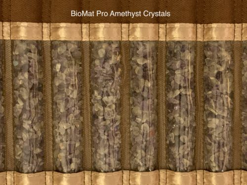 Ryka George - Hill Country Biomat Austin - Pro BioMat Crystals