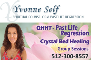YvonneSelf - Spiritual Counselor And Past Life Regression - Austin Texas