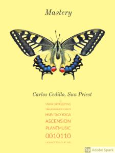 Carlos Cedillo - Mayan Ceremony - Phoenix Rising - Austin Texas