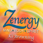 Book - Zenergy Mind-Body-Spirit - Ki Browning - Austin Texas Author