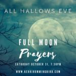 All Hallows Eve Full Moon Ceremony - Kerri Hummingbird
