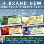 Ashtara Sasha White - Holiday Specials