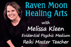 Melissa Kleen - Raven Moon Healing Arts - Evidential Medium - Reiki Training - Classes and Training - Austin Wimberley Texas