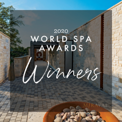 World-Spa-Winners - Miraval Austin Resort and Spa - Austin Texas - May 2021