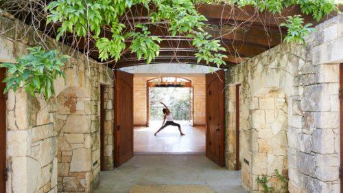 Yoga - Miraval Austin Resort and Spa - Austin Texas - July 2021