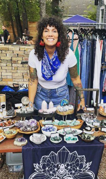 Alter Space - Crystal Shop in Austin Texas - Elizabeth Dixon