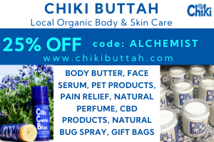 Chiki Buttah Natural Pain Relief and Skin Care Products - Discount Promo Coupon Code - Austin Texas 2021